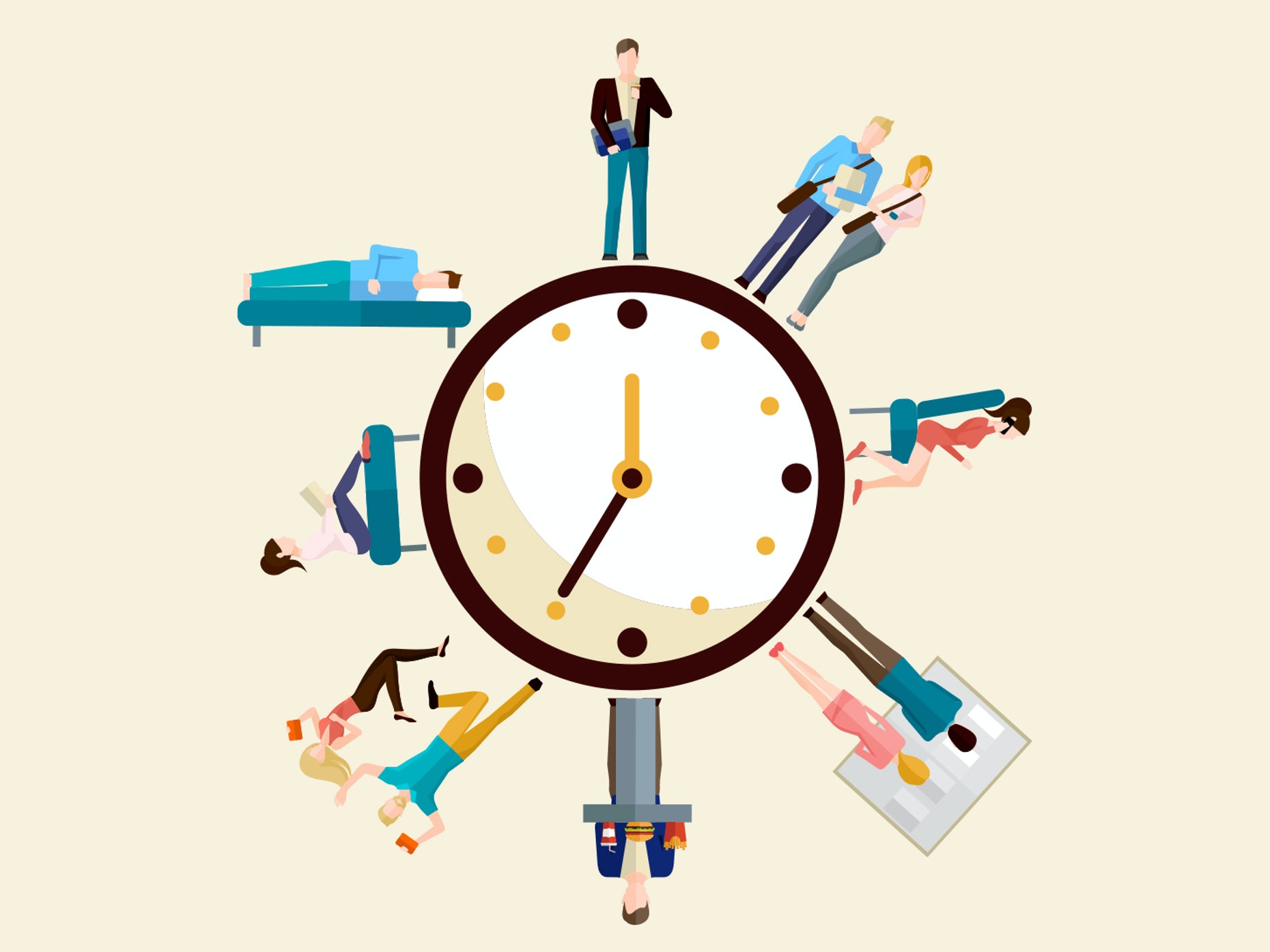 The Importance of Daily Routines